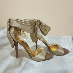 ❤Guess by Marciano❤ Gold Sandals